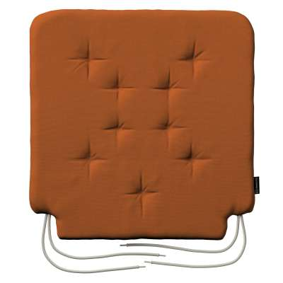 Siedzisko Olek na krzesło 702-42 rudy Kolekcja Cotton Panama