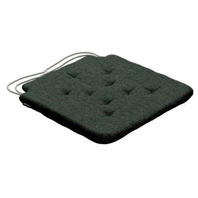 Siedzisko Olek na krzesło 704-81 leśna zieleń szenil Kolekcja City