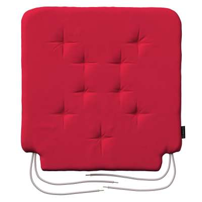 Oleg seat pad with ties 136-19 red Collection Christmas