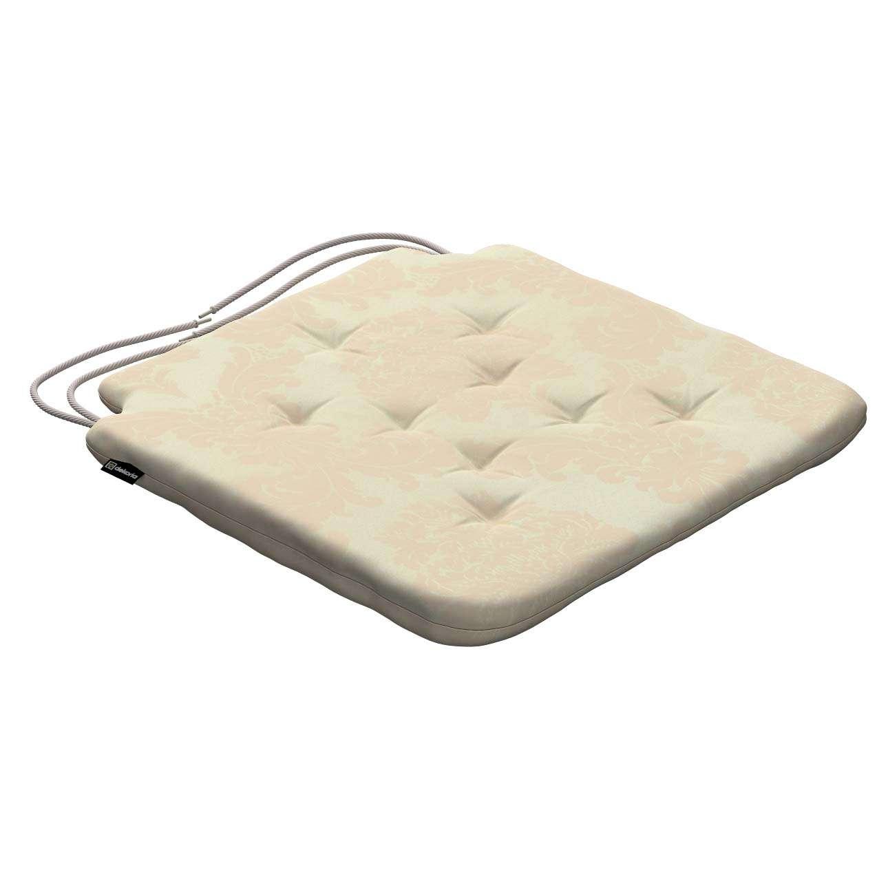 Kėdės pagalvėlė Olek  42 x 41 x 3,5 cm kolekcijoje Damasco, audinys: 613-01