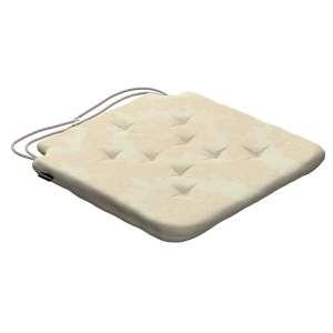 Siedzisko Olek na krzesło 42x41x3,5cm w kolekcji Damasco, tkanina: 613-01