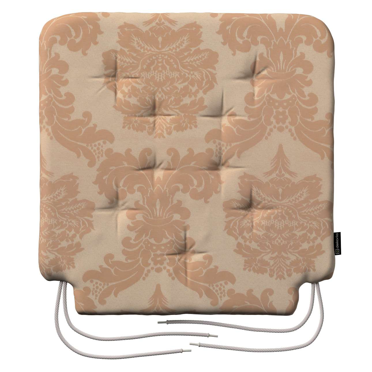 Kėdės pagalvėlė Olek  42 × 41 × 3,5 cm kolekcijoje Damasco, audinys: 613-04