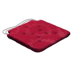 Siedzisko Olek na krzesło 42x41x3,5cm w kolekcji Damasco, tkanina: 613-13