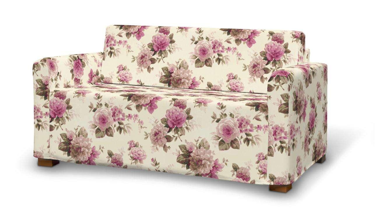Solsta trekk sofa fra kolleksjonen Londres , Stoffets bredde: 141-07