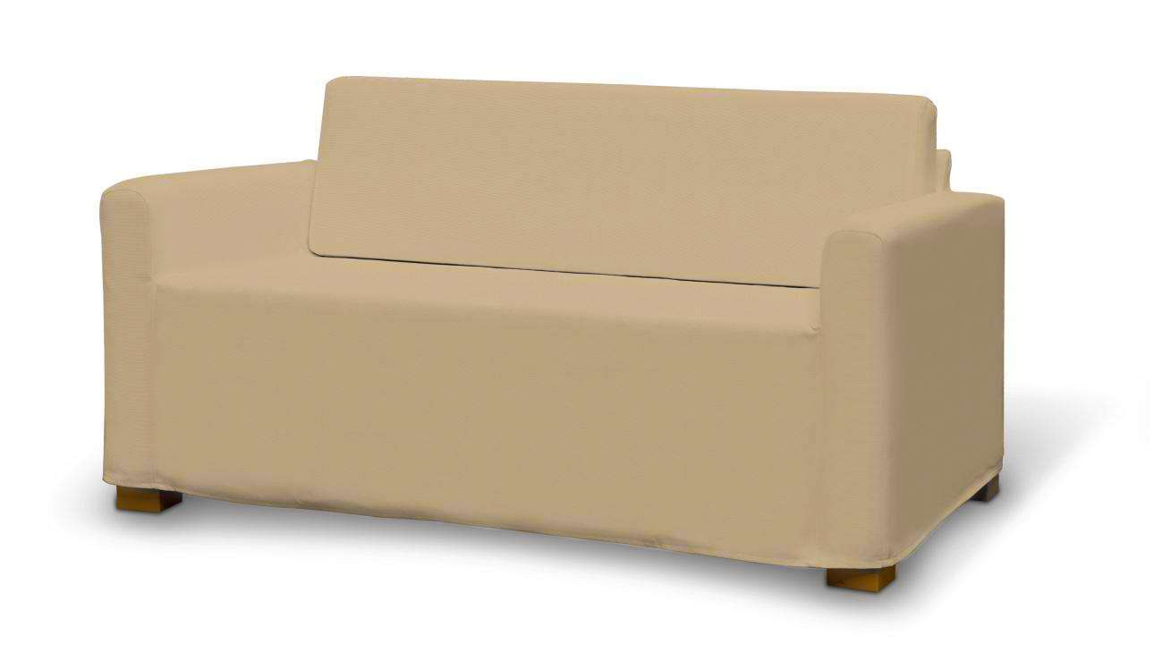 SOLSTA dvivietės sofos užvalkalas Solsta sofa cover kolekcijoje Cotton Panama, audinys: 702-01