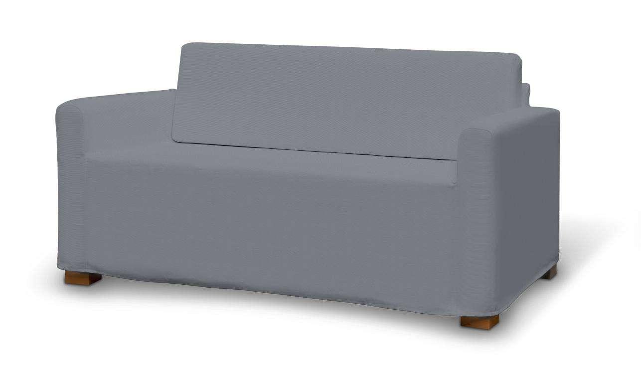 SOLSTA dvivietės sofos užvalkalas Solsta sofa cover kolekcijoje Cotton Panama, audinys: 702-07