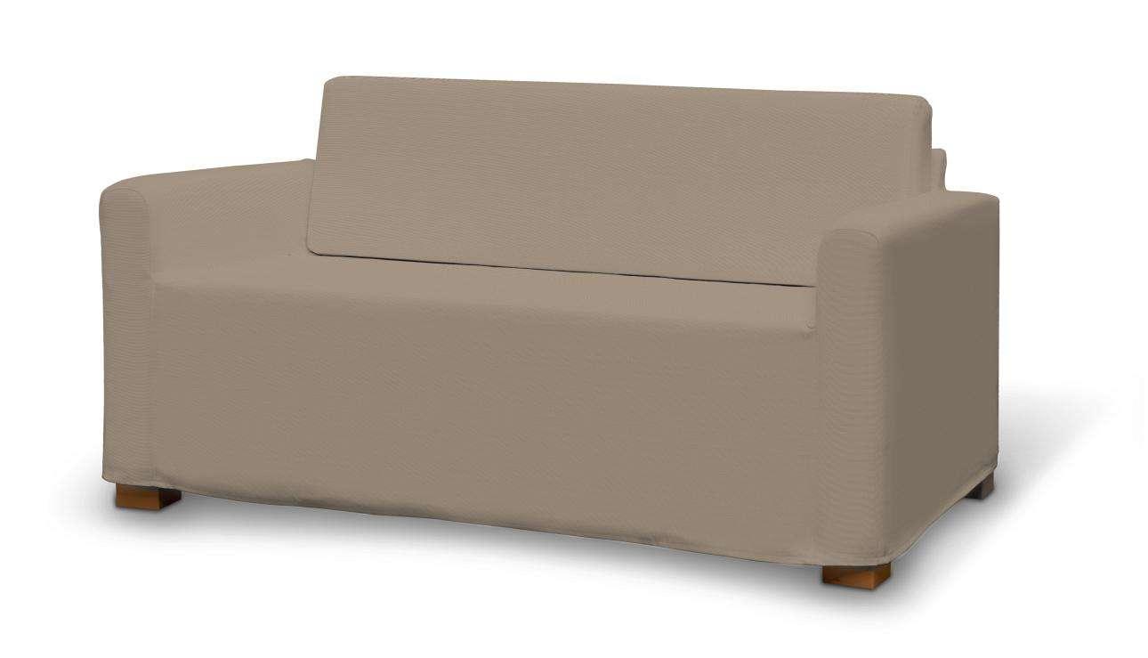 SOLSTA dvivietės sofos užvalkalas Solsta sofa cover kolekcijoje Cotton Panama, audinys: 702-28