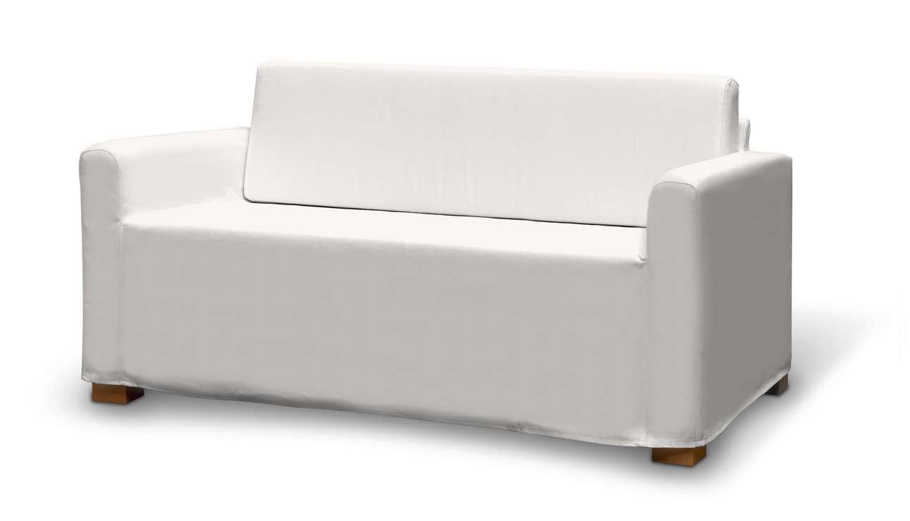 Pokrowiec na sofę Solsta w kolekcji Cotton Panama, tkanina: 702-34