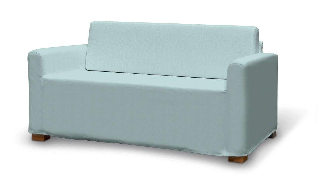 SOLSTA dvivietės sofos užvalkalas Solsta sofa cover kolekcijoje Cotton Panama, audinys: 702-10