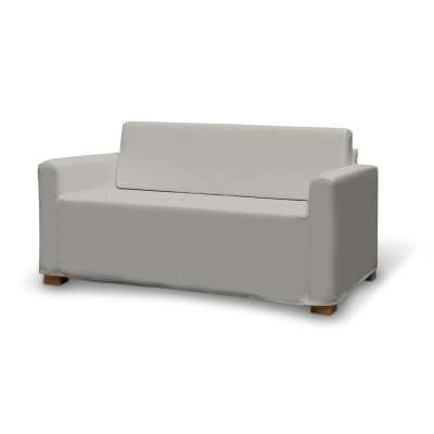 SOLSTA dvivietės sofos užvalkalas 161-84 pilkas- sidabrinis Kolekcija Bergen