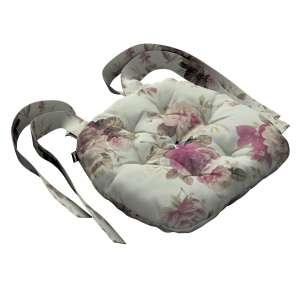 Siedzisko Marcin na krzesło 40x37x8cm w kolekcji Mirella, tkanina: 141-07