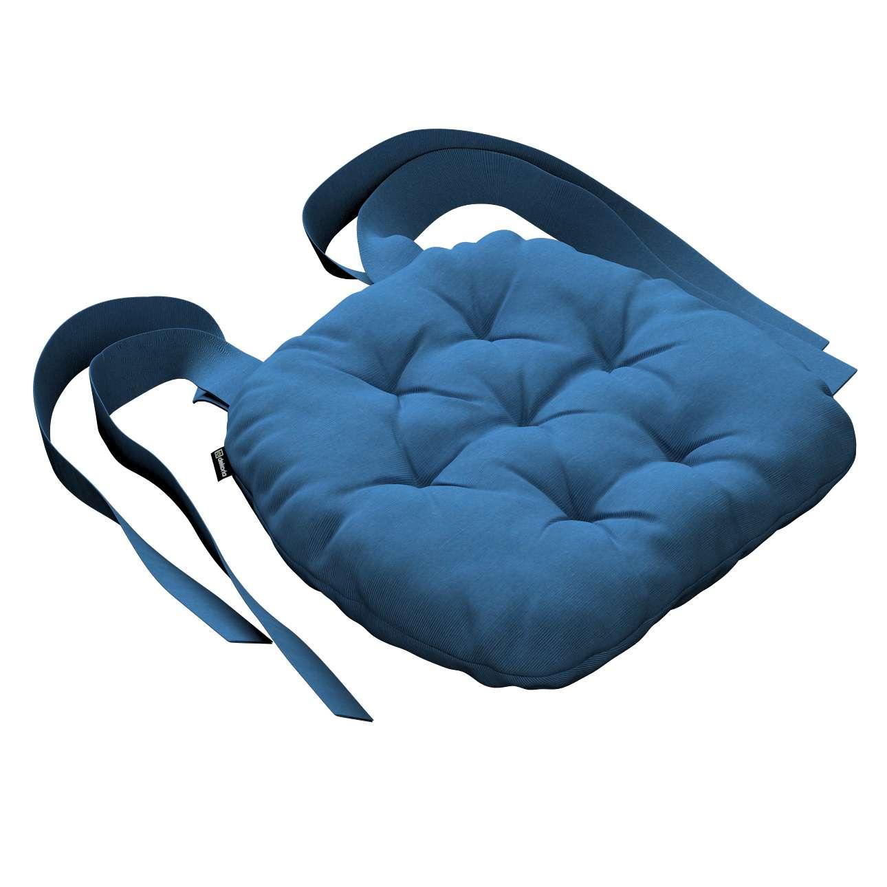 Kėdės pagalvėlė Marcin (apvaliais kraštais) 40 x 37 x 8 cm kolekcijoje Jupiter, audinys: 127-61