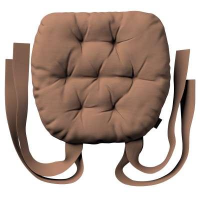 Siedzisko Marcin na krzesło 702-02 Mocca (brąz) Kolekcja Cotton Panama