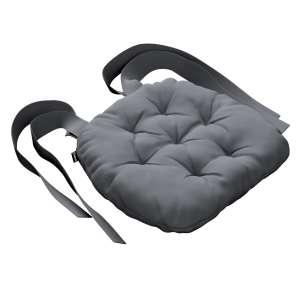 Kėdės pagalvėlė Marcin (apvaliais kraštais) 40 x 37 x 8 cm kolekcijoje Cotton Panama, audinys: 702-07