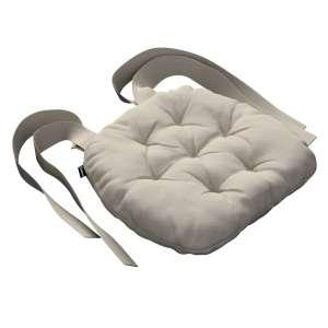 Kėdės pagalvėlė Marcin (apvaliais kraštais) 40 x 37 x 8 cm kolekcijoje Linen , audinys: 392-05