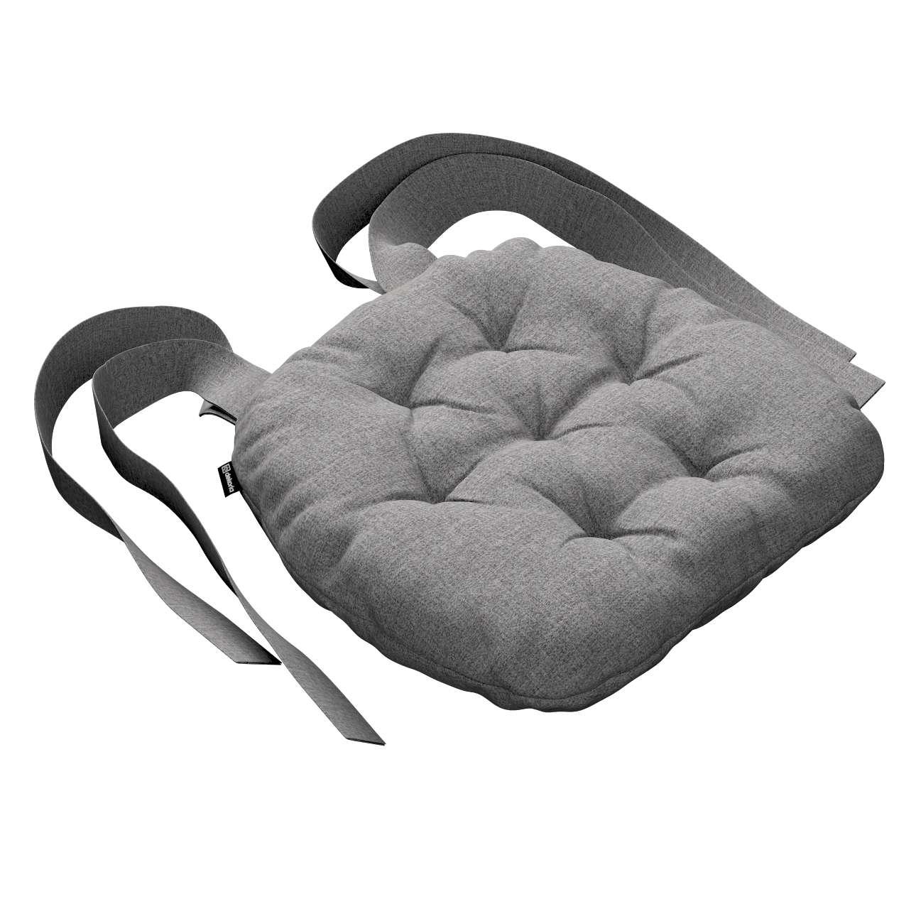 Siedzisko Marcin na krzesło 40x37x8cm w kolekcji Edinburgh, tkanina: 115-81