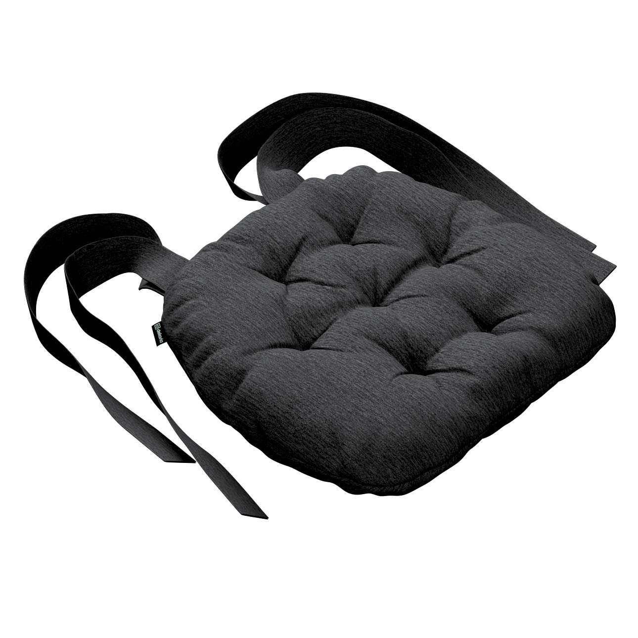 Siedzisko Marcin na krzesło 40x37x8cm w kolekcji Chenille, tkanina: 702-20