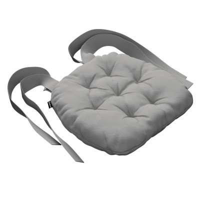 Kėdės pagalvėlė Marcin (apvaliais kraštais) kolekcijoje Chenille, audinys: 702-23