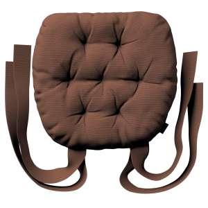 Kėdės pagalvėlė Marcin (apvaliais kraštais) 40 x 37 x 8 cm kolekcijoje Loneta , audinys: 133-09