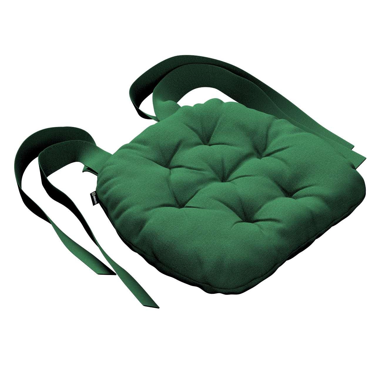 Kėdės pagalvėlė Marcin (apvaliais kraštais) 40 x 37 x 8 cm kolekcijoje Loneta , audinys: 133-18