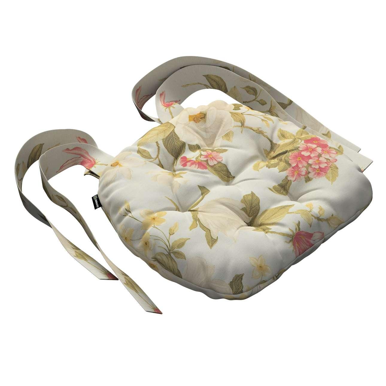 Kėdės pagalvėlė Marcin (apvaliais kraštais) 40 x 37 x 8 cm kolekcijoje Londres, audinys: 123-65