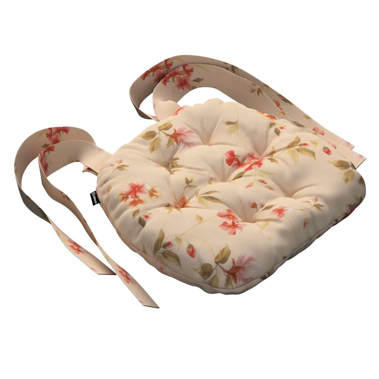 Kėdės pagalvėlė Marcin (apvaliais kraštais) 40 x 37 x 8 cm kolekcijoje Londres, audinys: 124-05