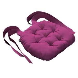 Kėdės pagalvėlė Marcin (apvaliais kraštais) 40 x 37 x 8 cm kolekcijoje Etna , audinys: 705-23