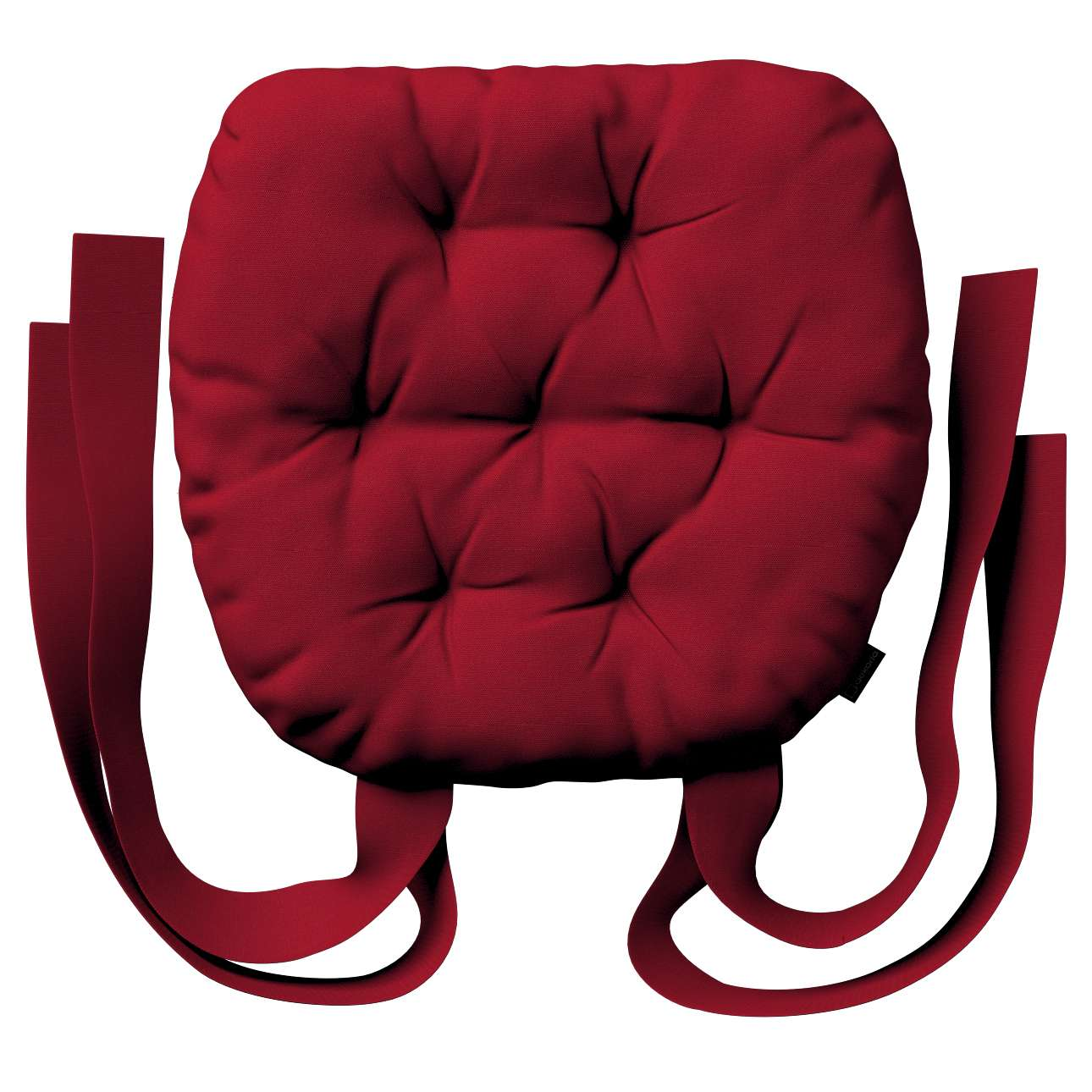 Kėdės pagalvėlė Marcin (apvaliais kraštais) 40 x 37 x 8 cm kolekcijoje Etna , audinys: 705-60