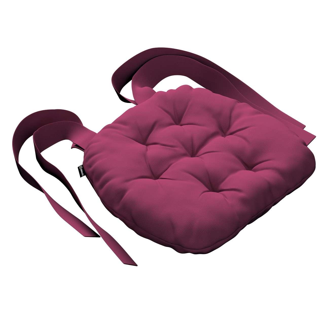 Siedzisko Marcin na krzesło w kolekcji Cotton Panama, tkanina: 702-32