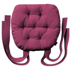 Kėdės pagalvėlė Marcin (apvaliais kraštais) 40 x 37 x 8 cm kolekcijoje Cotton Panama, audinys: 702-32