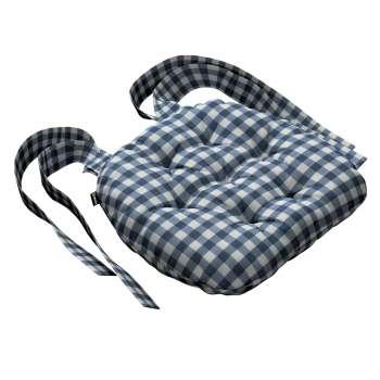 Siedzisko Marcin na krzesło 40x37x8cm w kolekcji Quadro, tkanina: 136-01