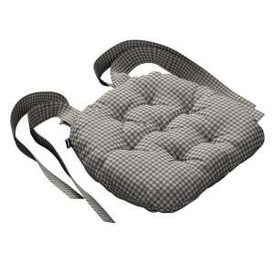 Kėdės pagalvėlė Marcin (apvaliais kraštais) 40 x 37 x 8 cm kolekcijoje Quadro, audinys: 136-10