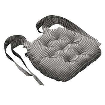 Siedzisko Marcin na krzesło 40x37x8cm w kolekcji Quadro, tkanina: 136-10