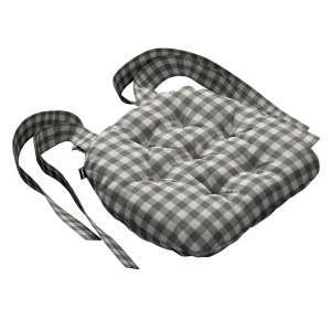 Siedzisko Marcin na krzesło 40x37x8cm w kolekcji Quadro, tkanina: 136-11