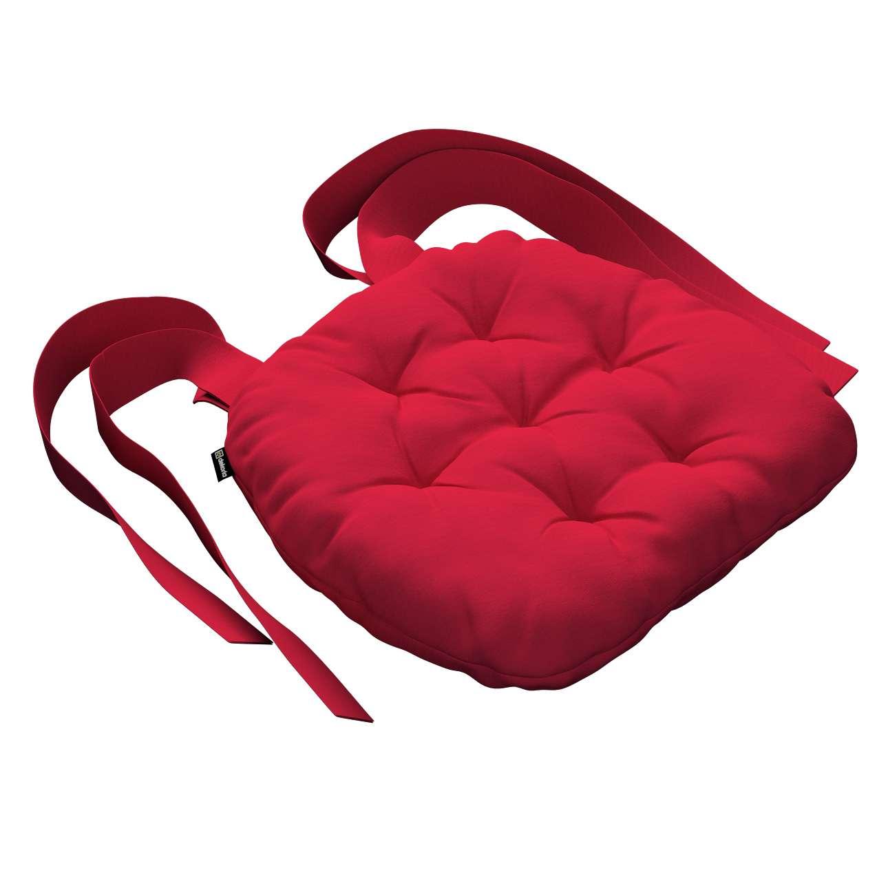 Siedzisko Marcin na krzesło w kolekcji Quadro, tkanina: 136-19