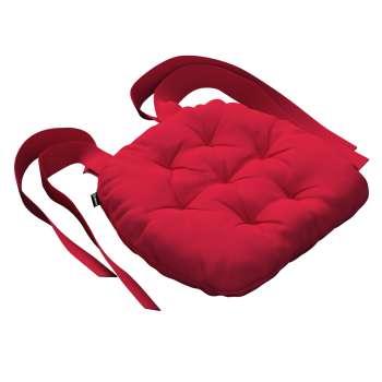 Kėdės pagalvėlė Marcin (apvaliais kraštais) 40 x 37 x 8 cm kolekcijoje Quadro, audinys: 136-19