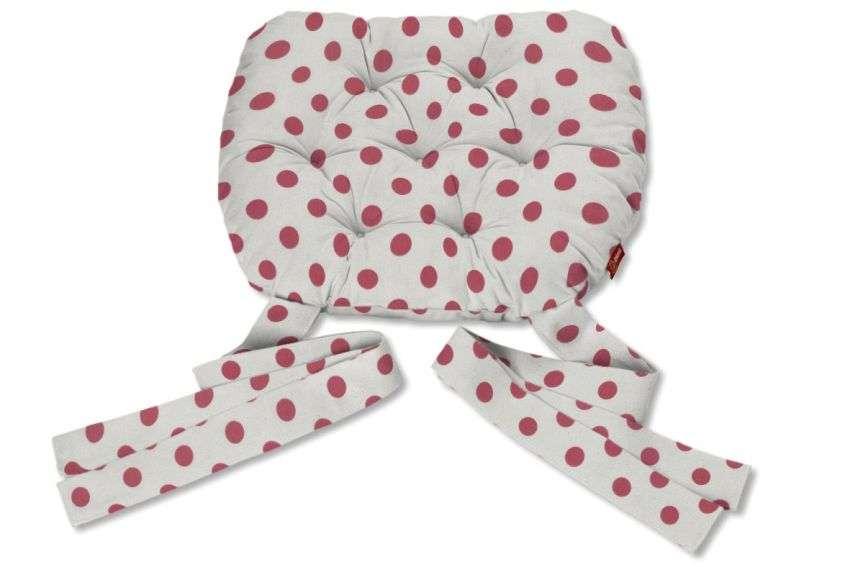 Kėdės pagalvėlė Marcin (apvaliais kraštais) 40 x 37 x 8 cm kolekcijoje Ashley , audinys: 137-70