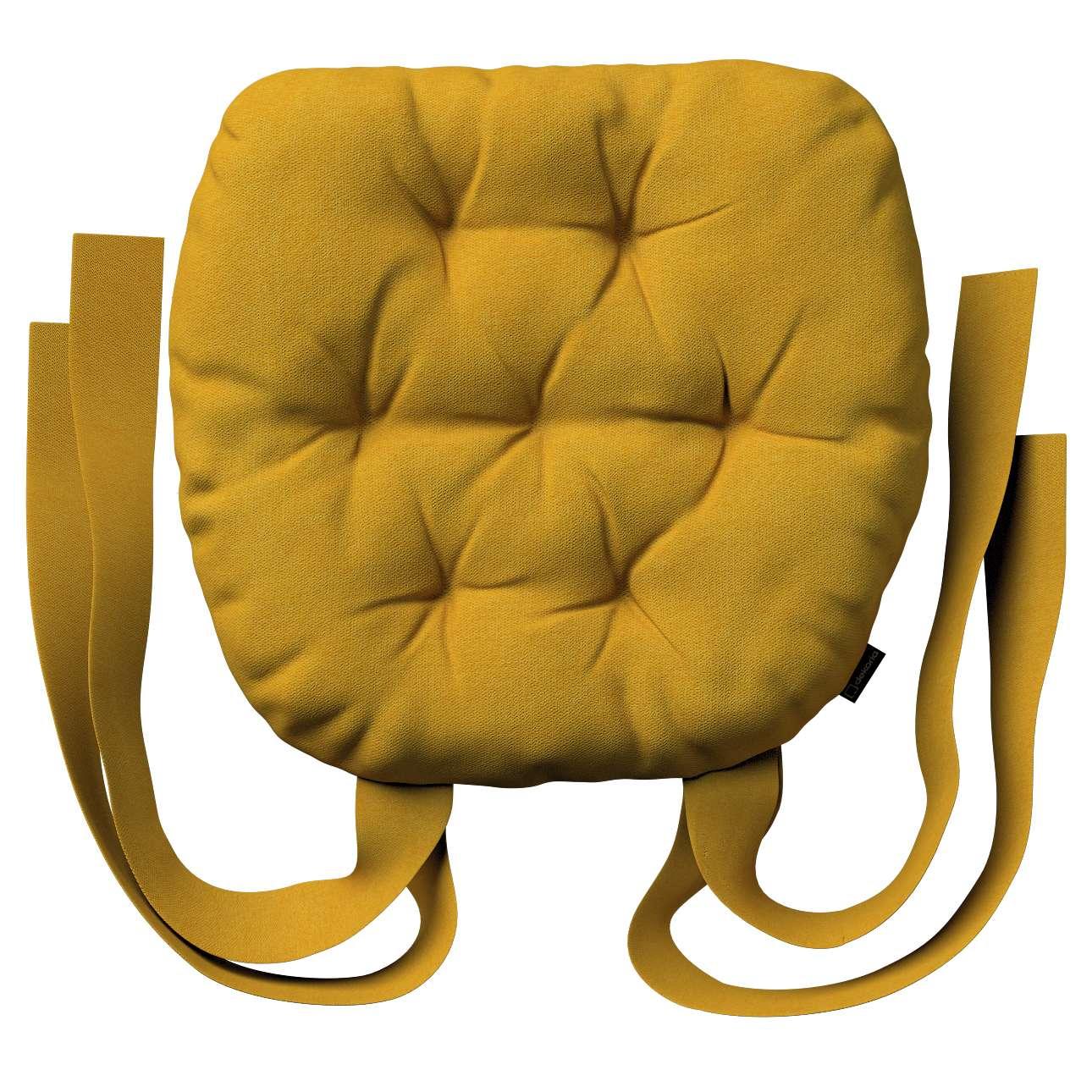 Kėdės pagalvėlė Marcin (apvaliais kraštais) 40 x 37 x 8 cm kolekcijoje Etna , audinys: 705-04