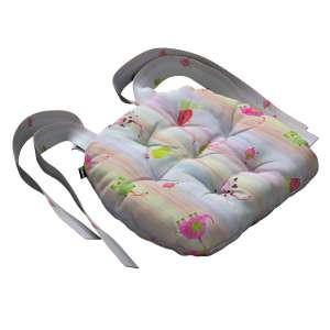 Kėdės pagalvėlė Marcin (apvaliais kraštais) 40 x 37 x 8 cm kolekcijoje Apanona, audinys: 151-05