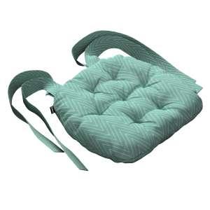 Siedzisko Marcin na krzesło 40x37x8cm w kolekcji Brooklyn, tkanina: 137-90