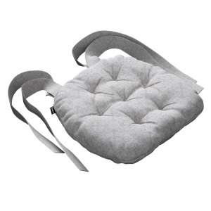 Siedzisko Marcin na krzesło 40x37x8cm w kolekcji Flowers, tkanina: 140-38
