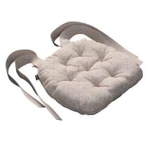 Kėdės pagalvėlė Marcin (apvaliais kraštais) 40 x 37 x 8 cm kolekcijoje Flowers, audinys: 140-39