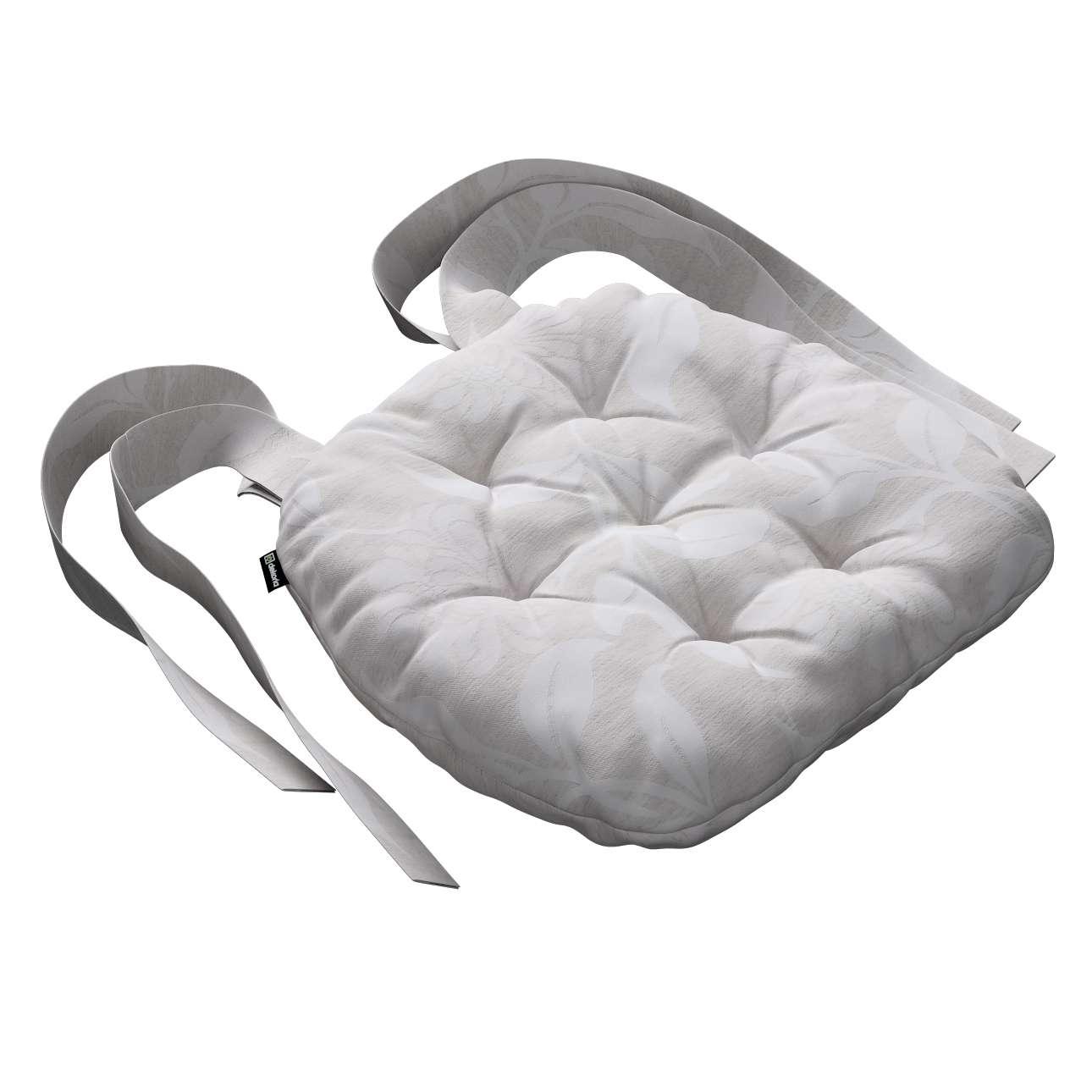 Siedzisko Marcin na krzesło 40x37x8cm w kolekcji Venice, tkanina: 140-51