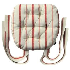 Kėdės pagalvėlė Marcin (apvaliais kraštais) 40 x 37 x 8 cm kolekcijoje Avinon, audinys: 129-15