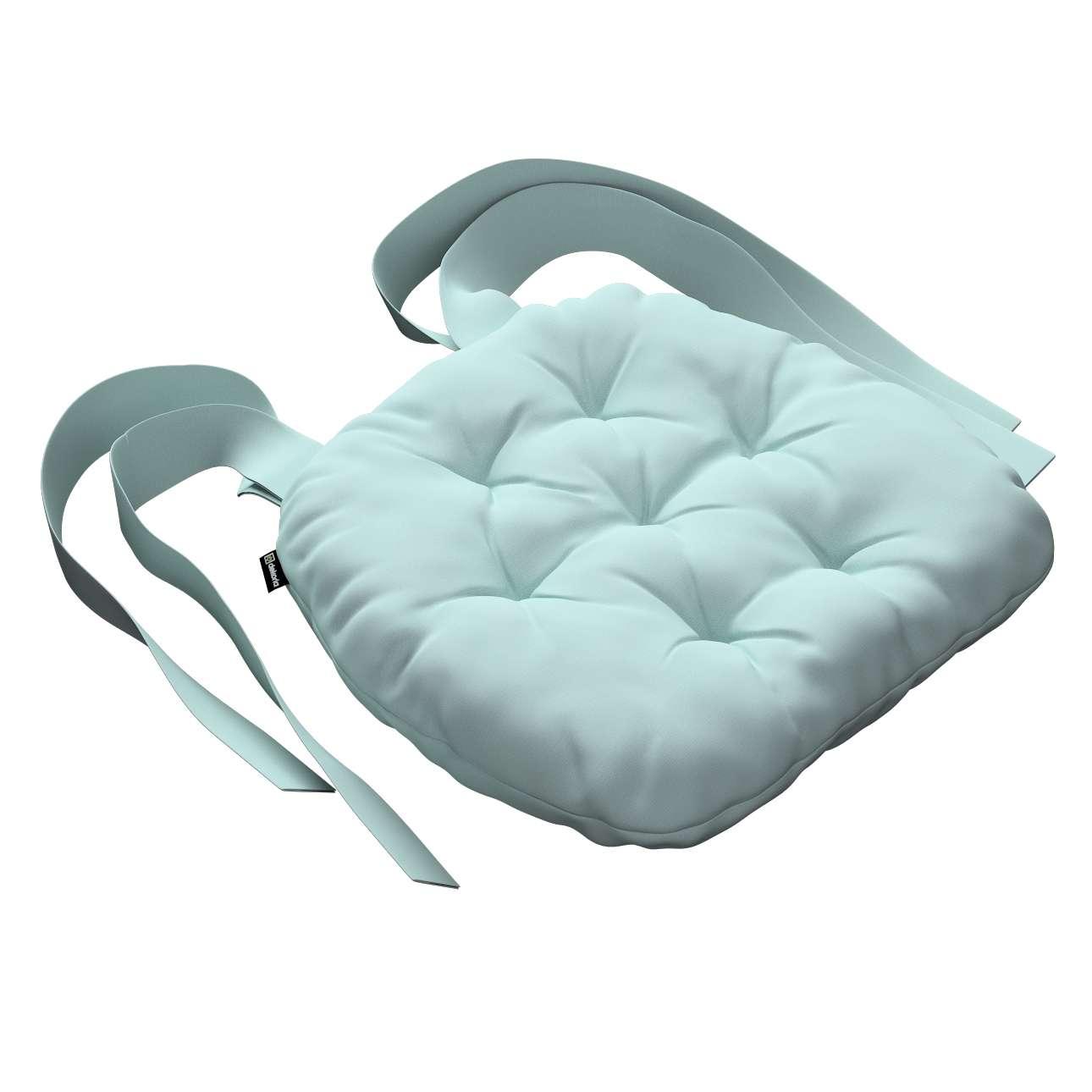 Siedzisko Marcin na krzesło w kolekcji Cotton Panama, tkanina: 702-10