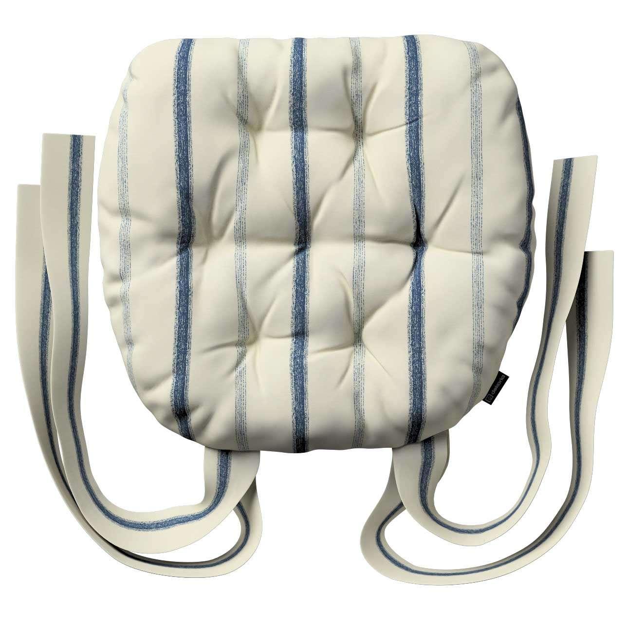 Kėdės pagalvėlė Marcin (apvaliais kraštais) 40 x 37 x 8 cm kolekcijoje Avinon, audinys: 129-66