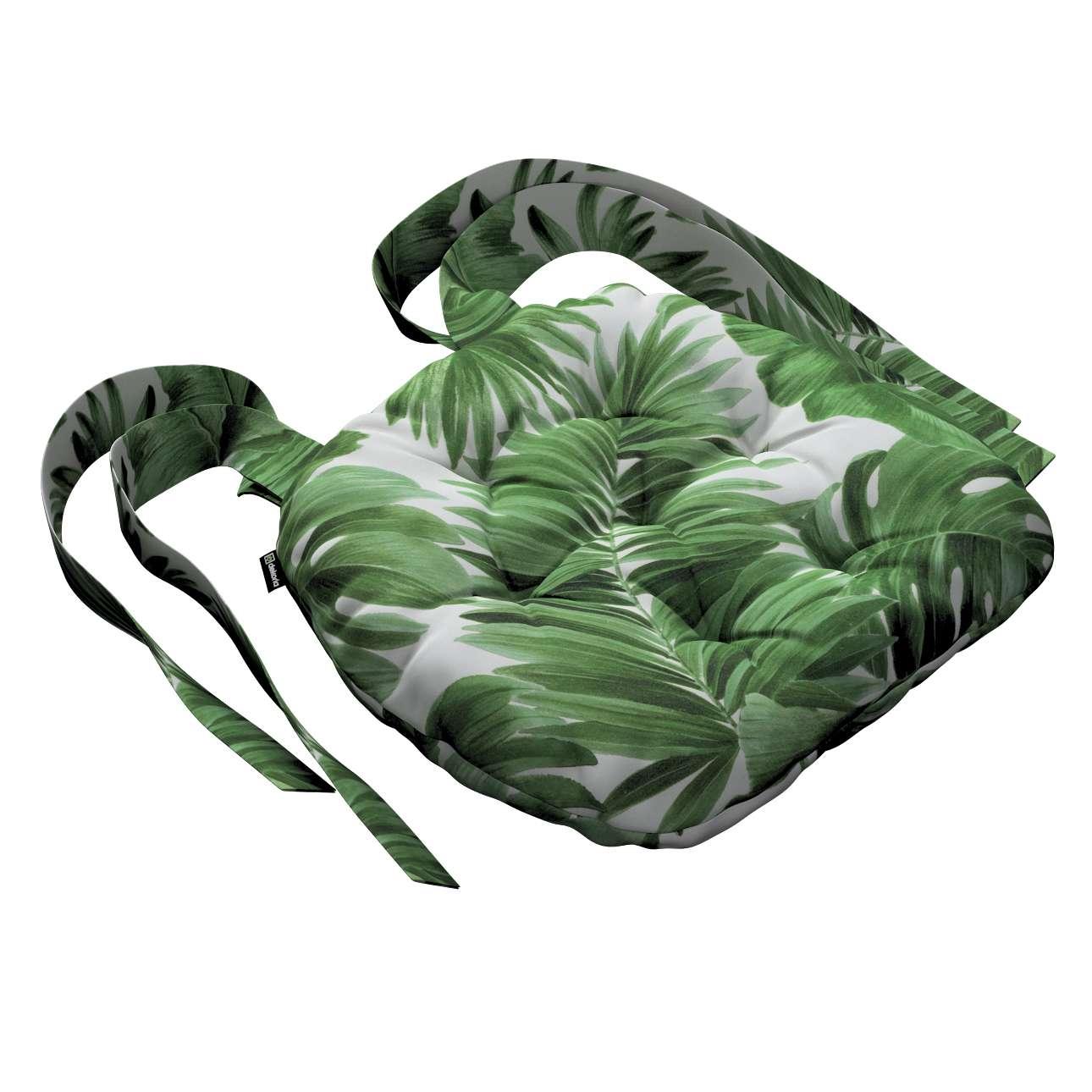 Siedzisko Marcin na krzesło w kolekcji Urban Jungle, tkanina: 141-71