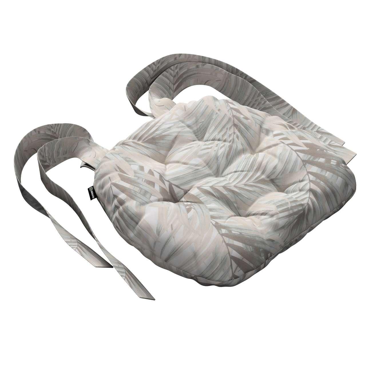 Siedzisko Marcin na krzesło w kolekcji Gardenia, tkanina: 142-14