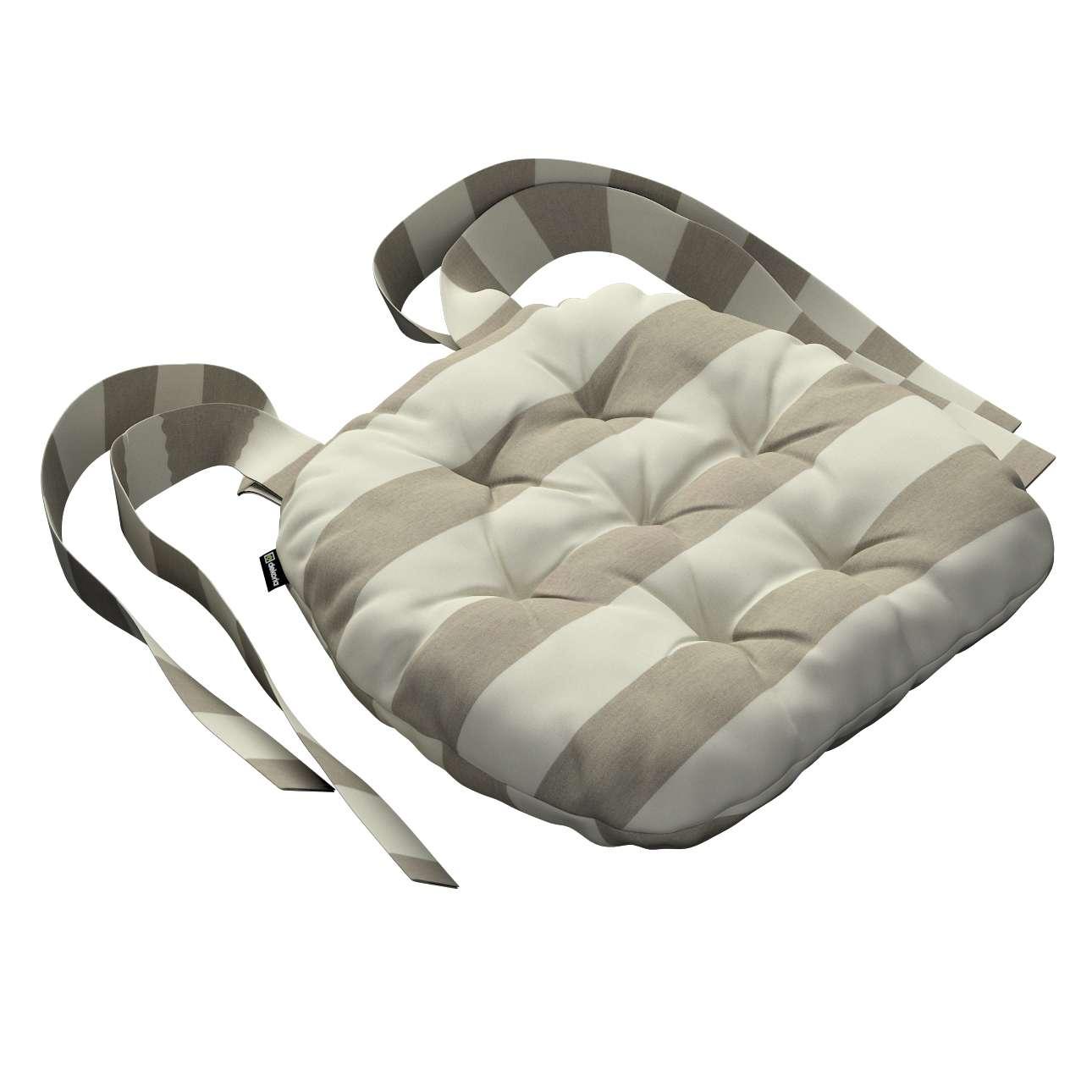 Siedzisko Marcin na krzesło w kolekcji Quadro, tkanina: 142-73
