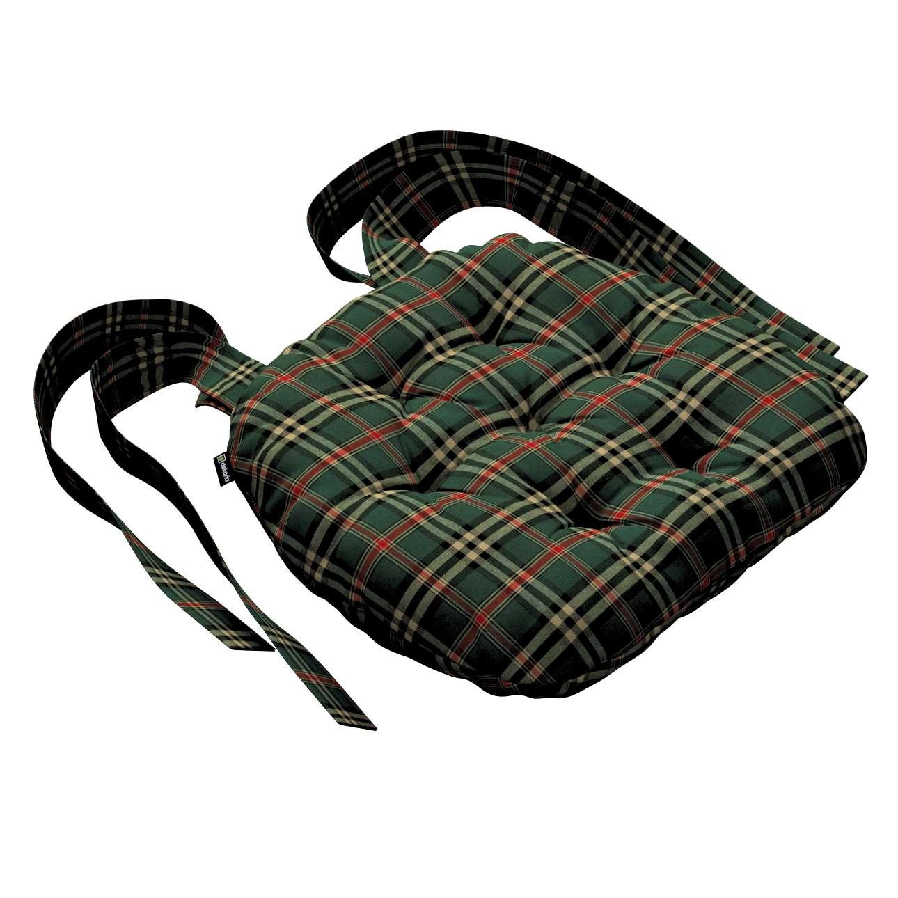 Siedzisko Marcin na krzesło w kolekcji Bristol, tkanina: 142-69